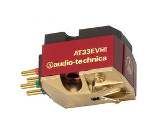 Audio Technica AT33ev Moving Coil Cartridge,