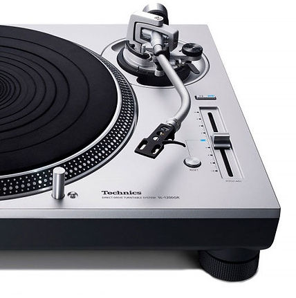 Technics SL1200GR turntable, Technics turntables, the little audio company,