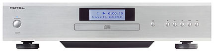 Rotel CD players at the little audio company,
