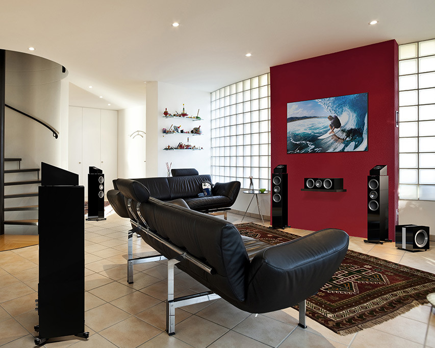 home theatre - more speakers or less?