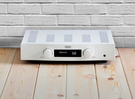 review - Hegel H120 integrated amplifier