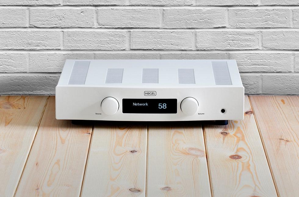 Hegel H120 amplifier
