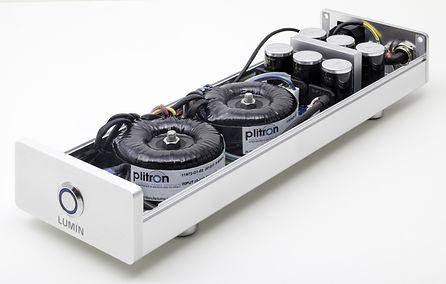 external PSU for the Lumin S1 streamer,