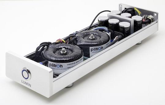 external PSU fo the Lumin S1 streamer,