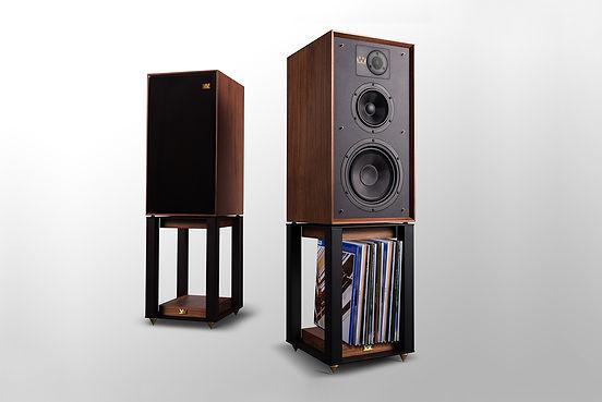 Wharfedale Linton loudspeakers,