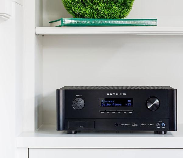 Anthem MRX-1120 home theatre receiver,