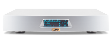 click here for the Lumin S1 music streamer,