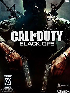 Call Of Duty: Black Ops,