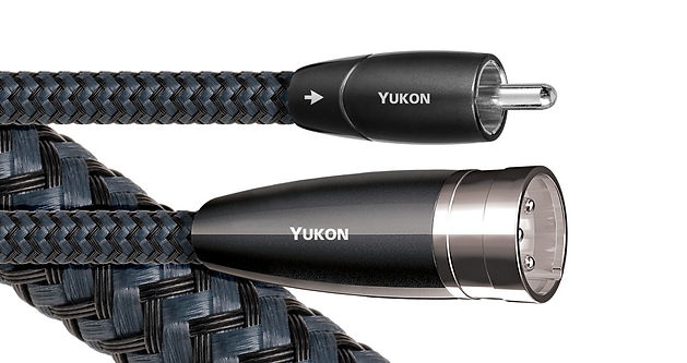 audioquest yukon, audioquest cables,