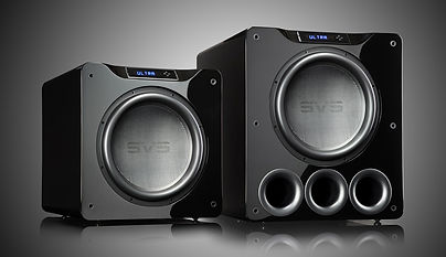 SVS subwoofers, home theatre subwoofers, home cinema subwoofers, SVS SB16, SVS SB2000, SVS SB13, SVS SB1000, the little audio company,