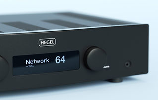 click here for the Hegel H95 integrated amplfier,