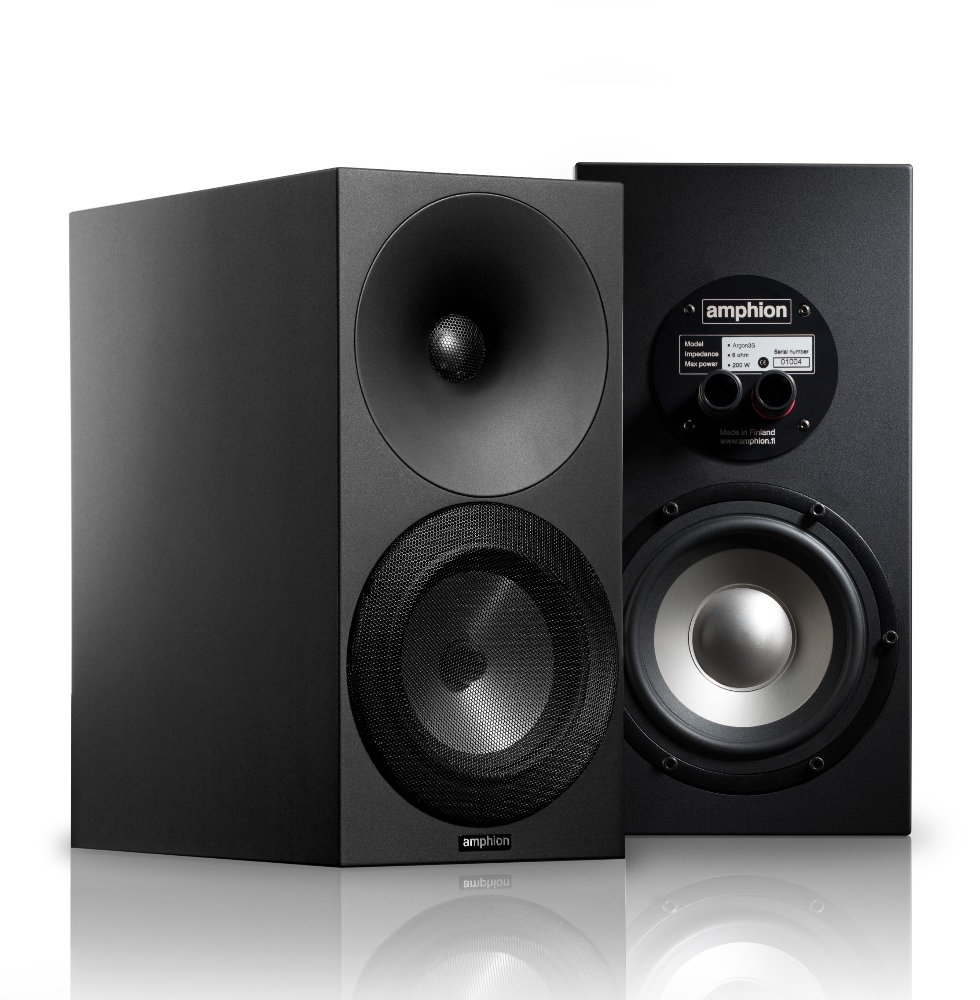 amphion argon 3s at the little audio company