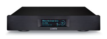 click here for the Lumin U1 Mini music streamer,