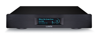 click here for the Lumin D2 music streamer,