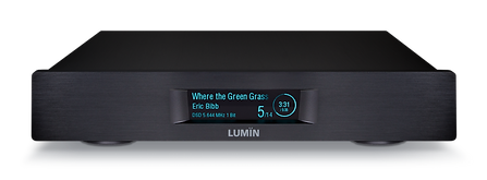 click here for the Lumin U1 Mini music streamer,