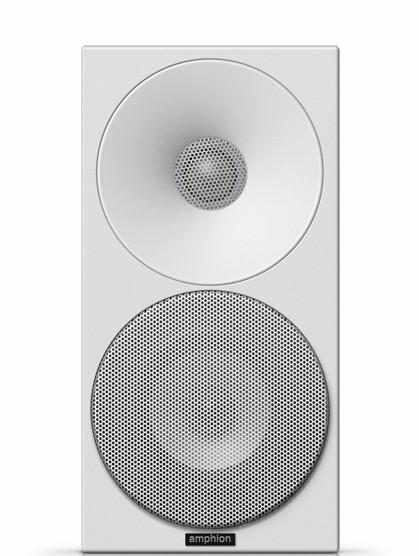 Full White Argon 0 loudspeakers