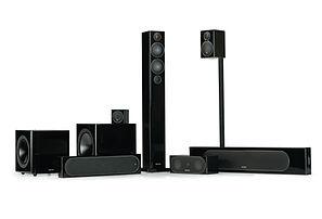 click here for Monitor Audio Radius speakers