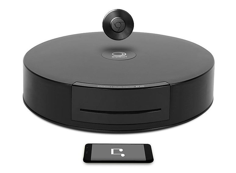 Elipson Music Centre BT HD, all-in-one system, compact hifi, compact audio, the little audio company