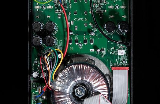 Cyrus Audio, Cyrus One amplifier, Bluetooth amplifier, hifi amplifier, the little audio company,