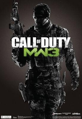 Call Of Duty: Modern Warfare 3,