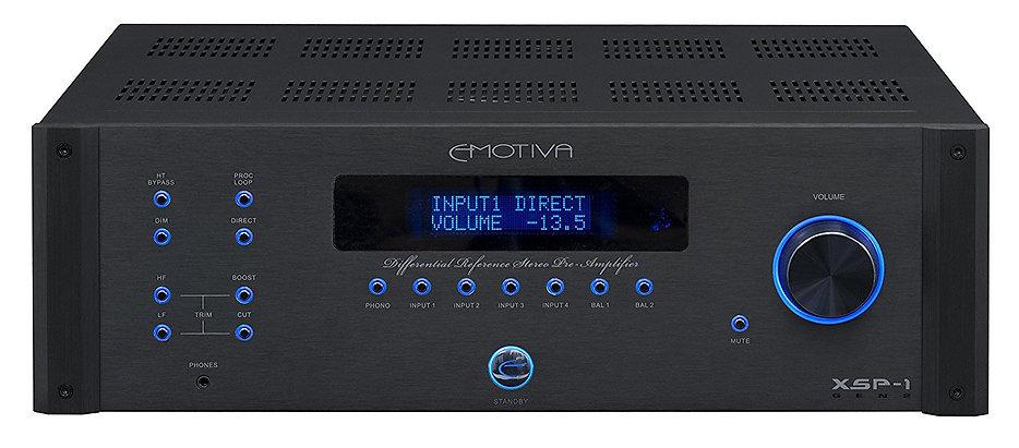 Emotiva AV processor