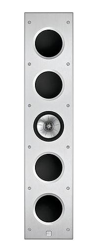 KEF in-wall speakers, KEF Ci5160rl thx in-wall speaker, the little audio company, thx in-wall speakers