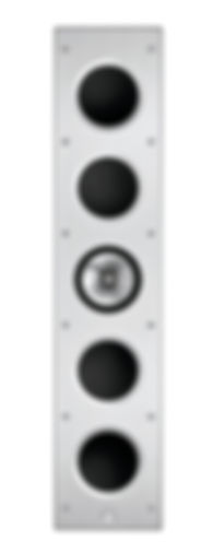 KEF in-wall speakers, KEF Ci5160rl thx in-wall speaker, the little audio company, thx in-wall speakers