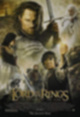 The Lord Of The Rings - The Return Of The King,