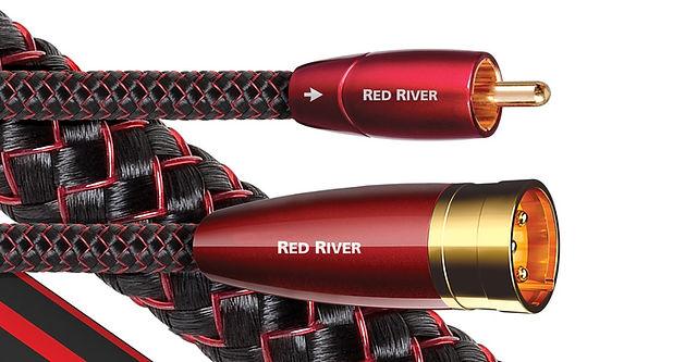 audioquest red river, audioquest cables,