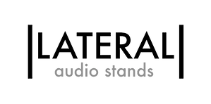 Lateral Audio stands at the little audio company,