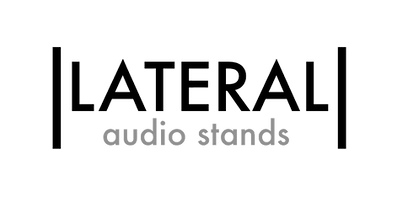 Lateral Audio stands,