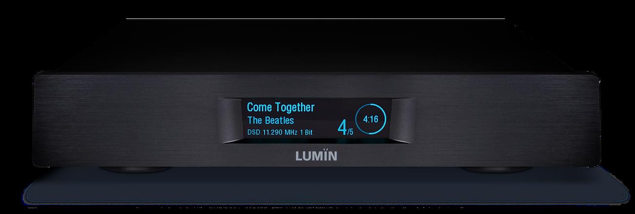 Lumin U1 Mini digital transport,