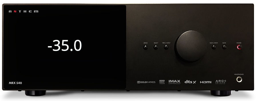 Anthem MRX-540 home theatre receiver,