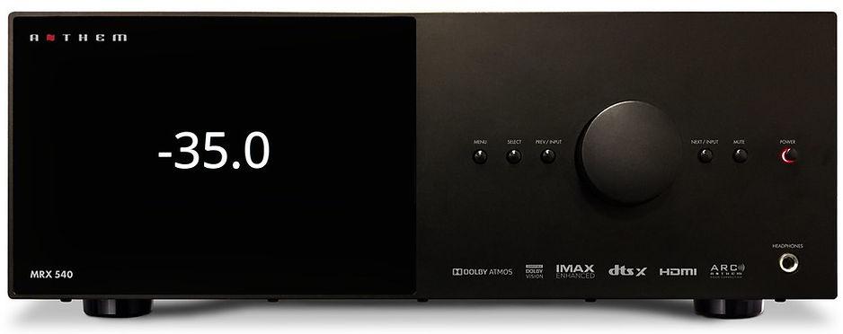Anthem MRX-540 home theatre receiver,