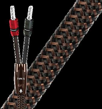 AudioQuest Type 5 speaker cable,