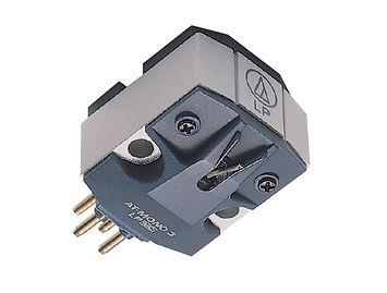 Audio Technica AT Mono3/LP cartridge, audio technica moving coil cartridge, turntable stylus, turntable cartridge, the little audio company,
