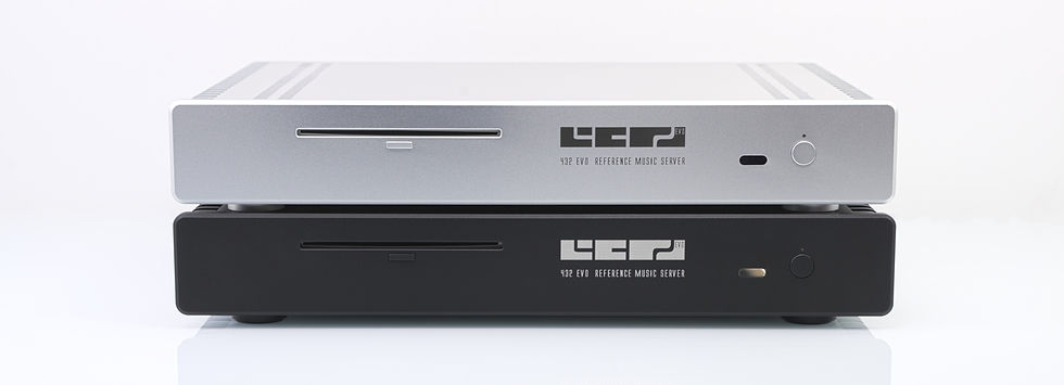 432 EVO High End music server