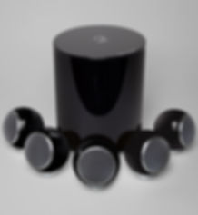 Elipson Planet speakers, Elipson Planet AV package, home theatre speakers, the little audio company, audio affair, Elipson speakers in Birmingham, Elipson Planet in Birmigham,
