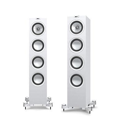 KEF Q550 loudspeakers,
