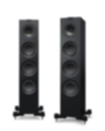 click here for ex-demonstration KEF Q550 loudspeakers,