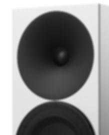 Amphion waveguide, amphion titanium HF unit, amphion tweeter, amphion argon 3LS speakers,