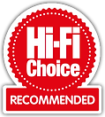 HiFi Choice recommended product,