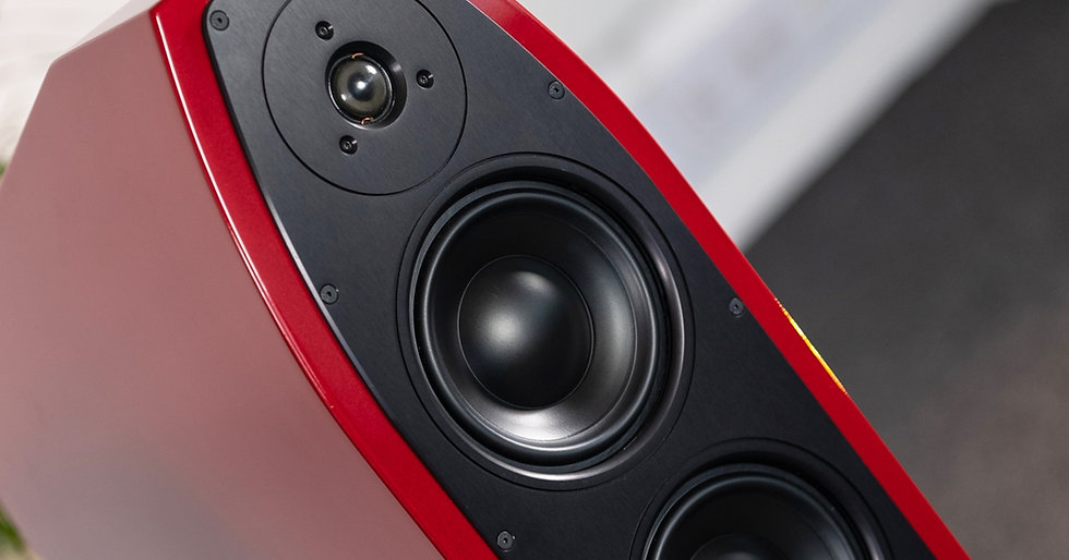 eggleston works oso loudspeakers