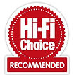 HiFi Choice Recommended,