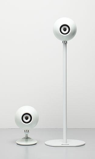 Eclipse TD508 Mk3 loudspeakers,