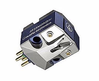 Audio Technica AT-33mono cartridge, mono cartridge, audio technica moving coil cartridge, turntable stylus, turntable cartridge, the little audio company,