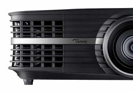 Optoma UHD65 UHD home cinema projector