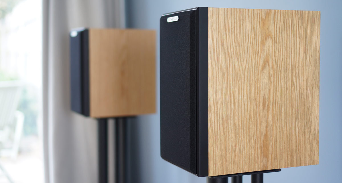 Ophidian P1 Evolution loudspeakers,