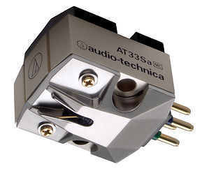 Audio Technica A33sa cartridge, audio technica moving coil cartridge, turntable stylus, turntable cartridge, the little audio company,