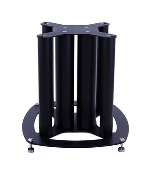 Custom Designs FS208 speaker stands, the little audio company,